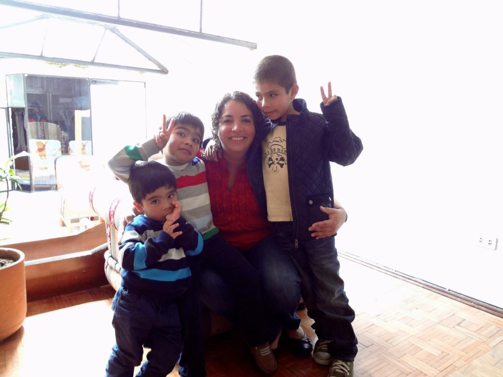 Mi Familia Ecuatoriana (1/6)