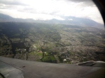Back in Quito!
