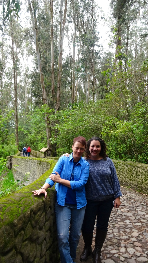 I visited Otavalo with Amy and Caro. Lots of fun!